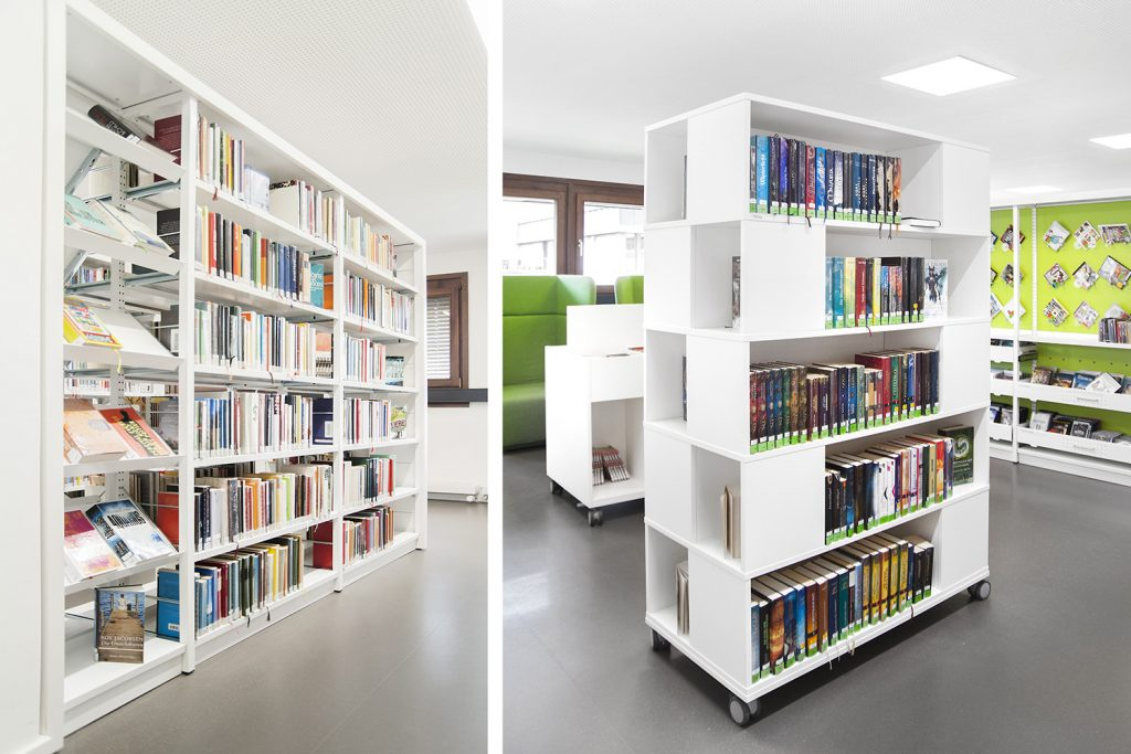 Ultra Modern Library Design Ideas For Your Home Architecture Ideas - Bibliothèque Moderne Design