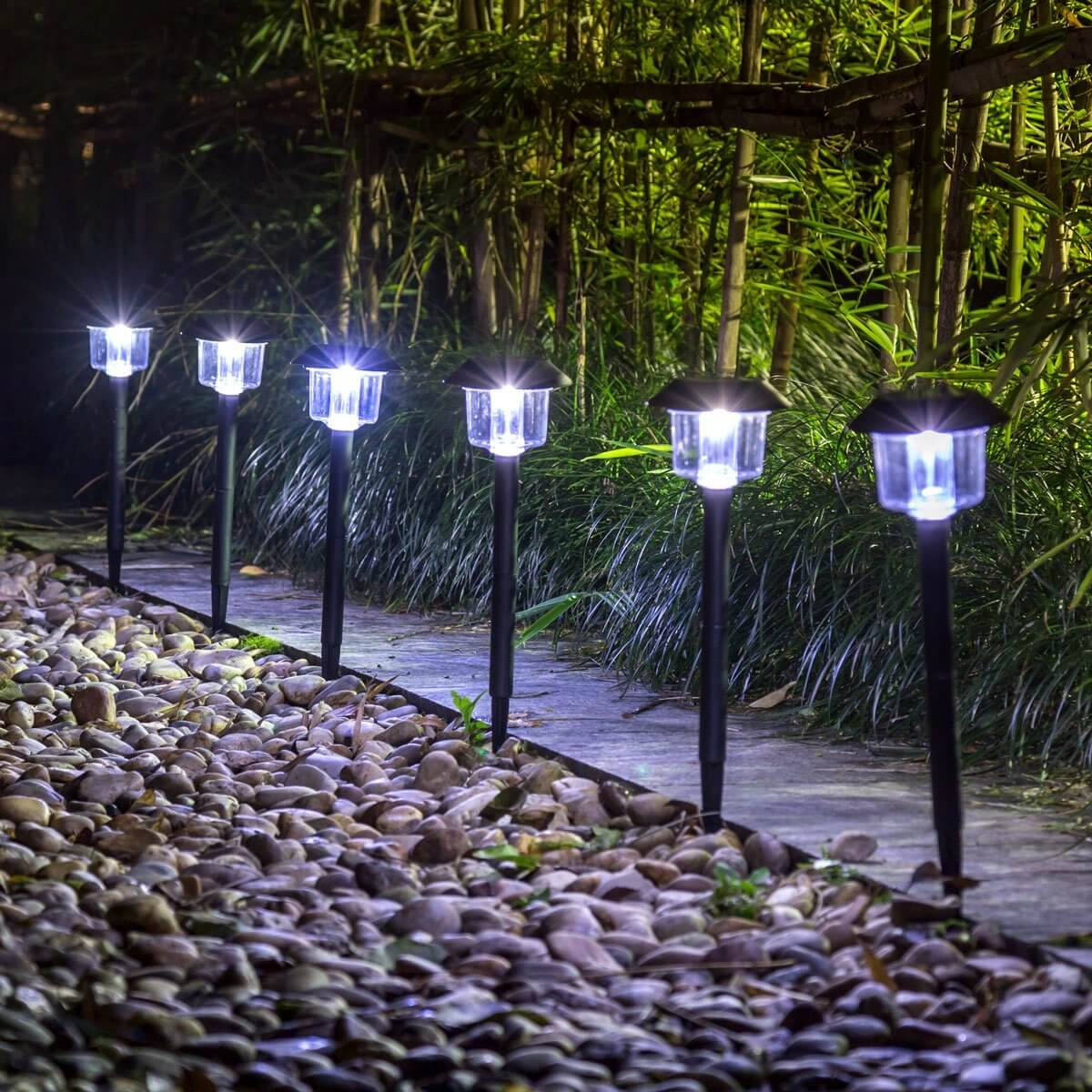 Pathway Lighting Design Ideas 21 Walkway Lights That Enhance Your Pathway's Beauty