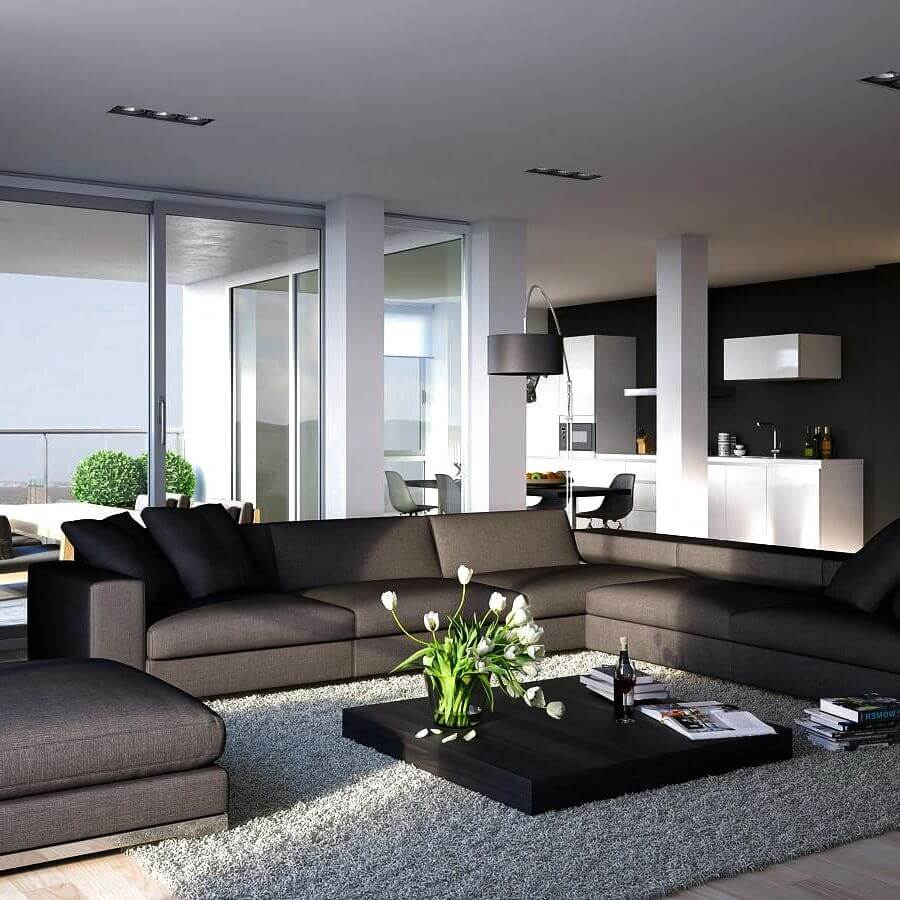 Wohnzimmer Modern 15 Attractive Modern Living Room Design Ideas