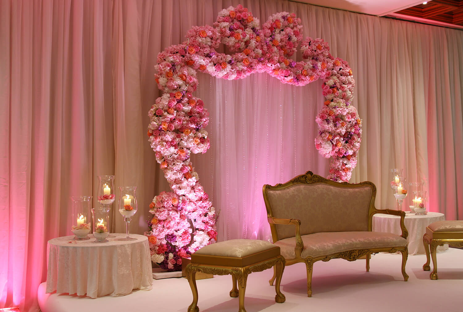 Best Stage Decoration Ideas For A Wedding In 2018 And After
