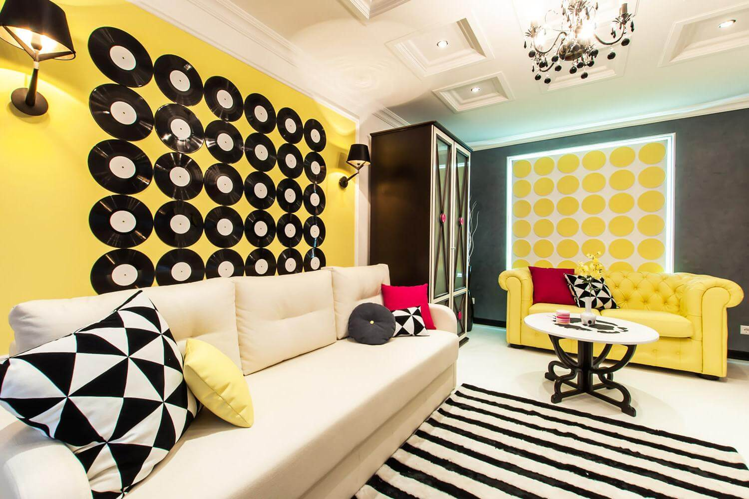 Muebles Pop Art Out Of The Box Pop Art Interior Design Ideas