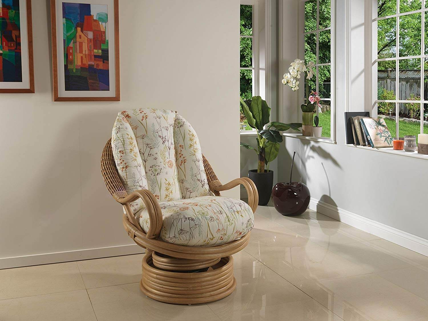 8 Styles Of Conservatory Chairs To Get Relax Anywhere