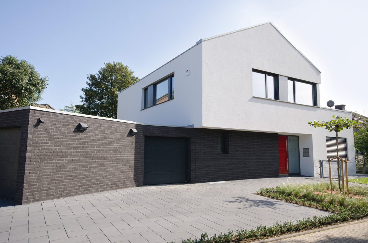 Architekt Neuss Einfamilienhaus In Neuss Architekt Peter Van Dornick
