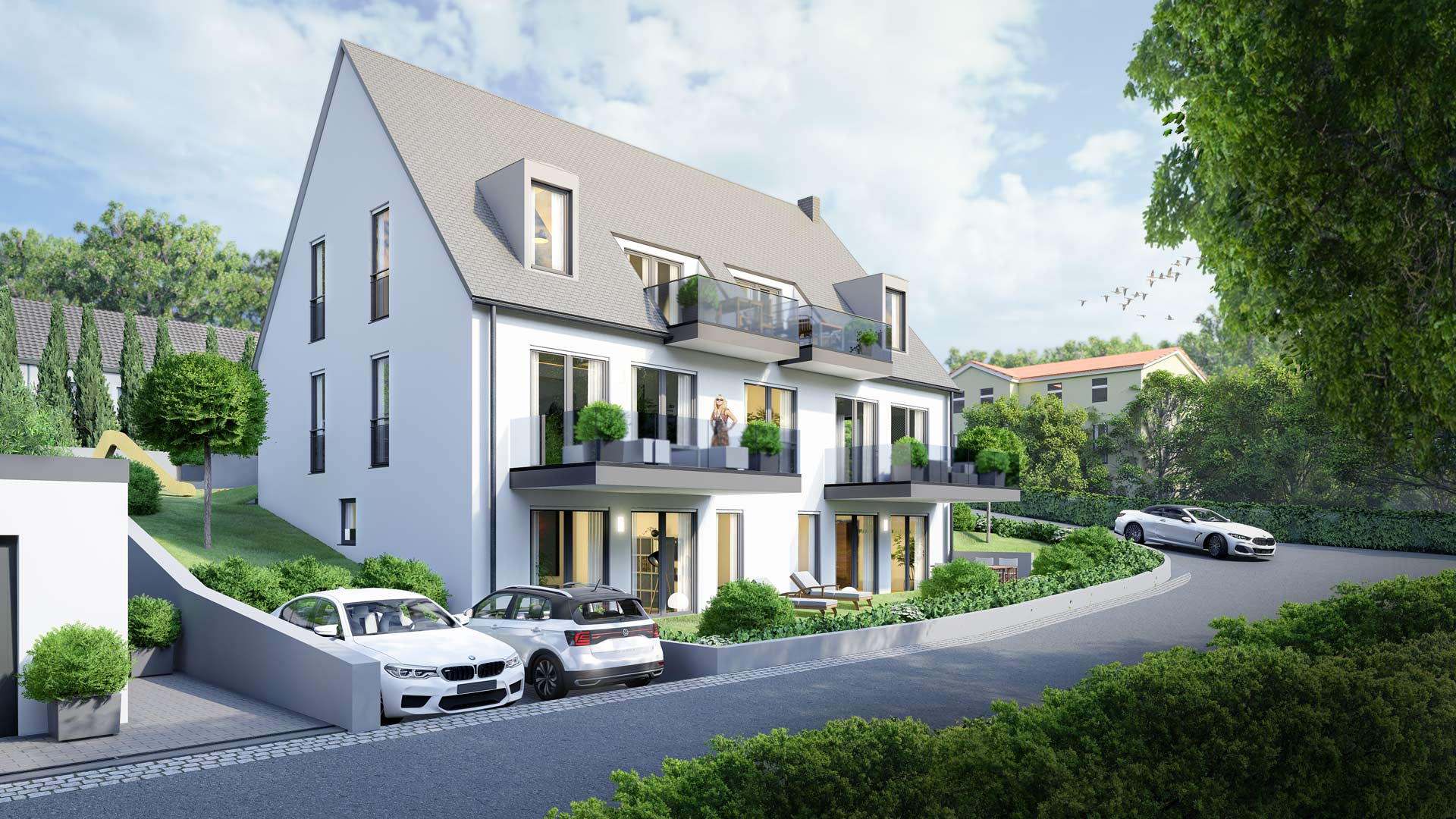 Architektur Rendering Rendering Archive • Architektur-visualisierung Studio | 3d Visualisierung Für Immobilien