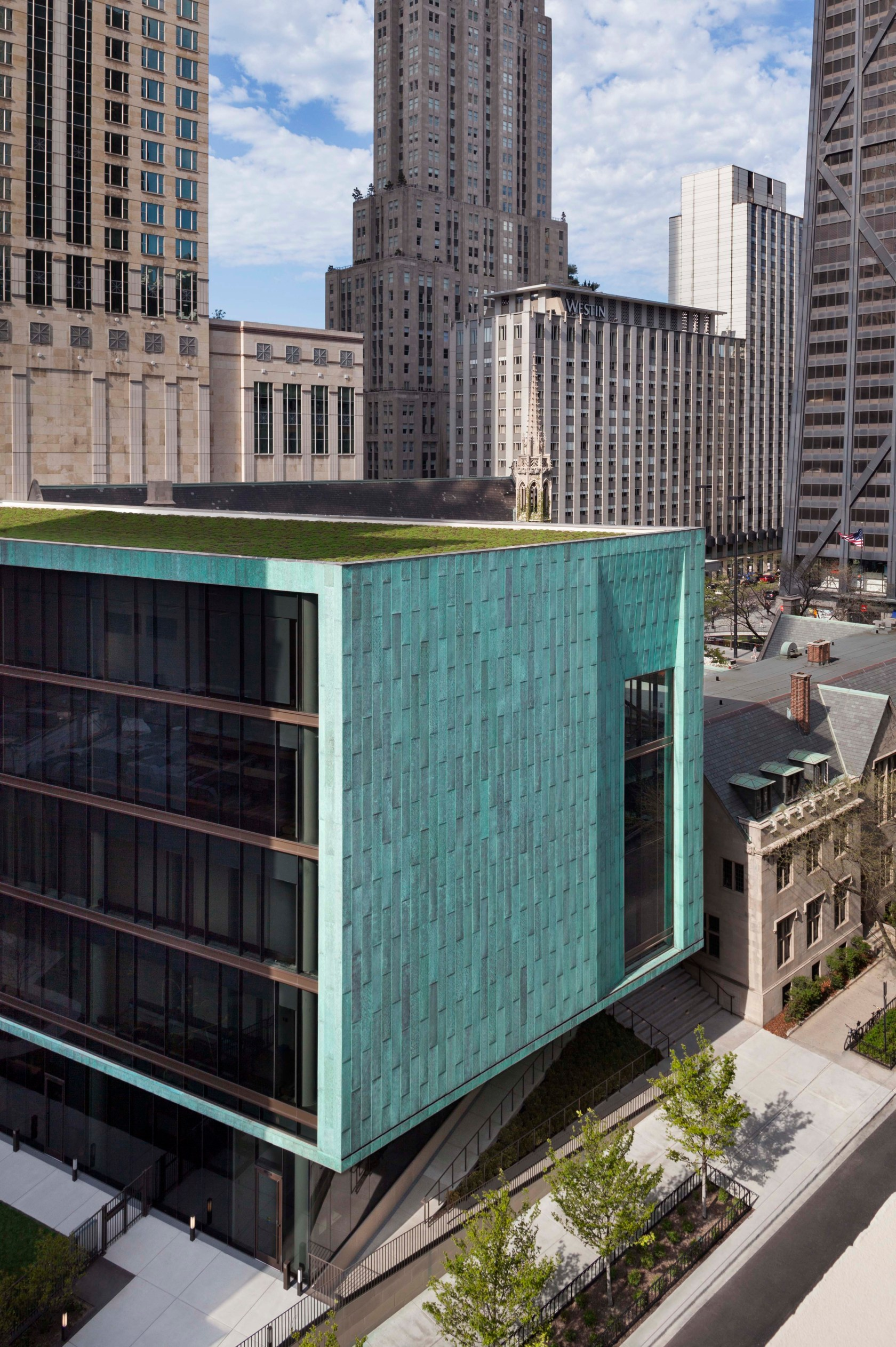 Hogan Lovells Chicago The Genevieve And Wayne Gratz Center At Fourth
