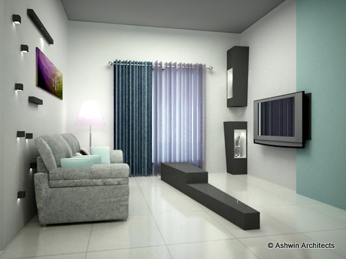 Home Interior Design in Bangalore - Jyothi's 4 BHK Apartment - Architizer