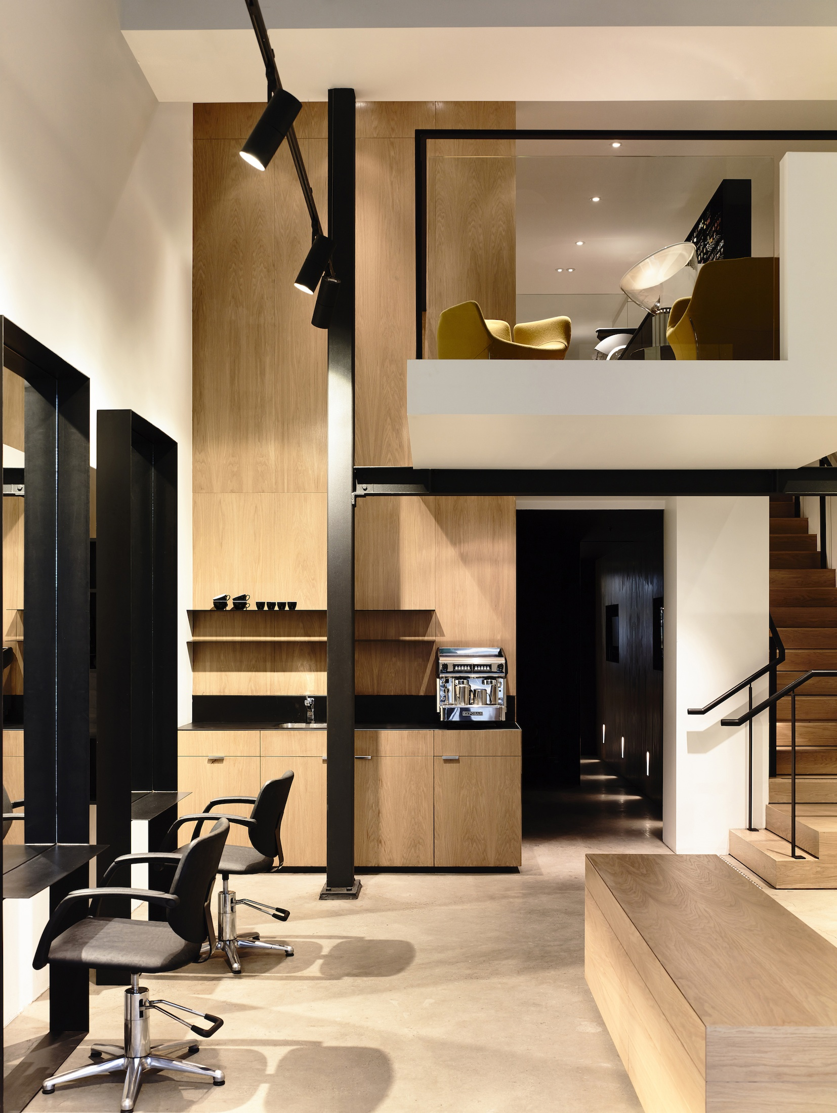Salon Architecture Toni And Guy Salon Architizer