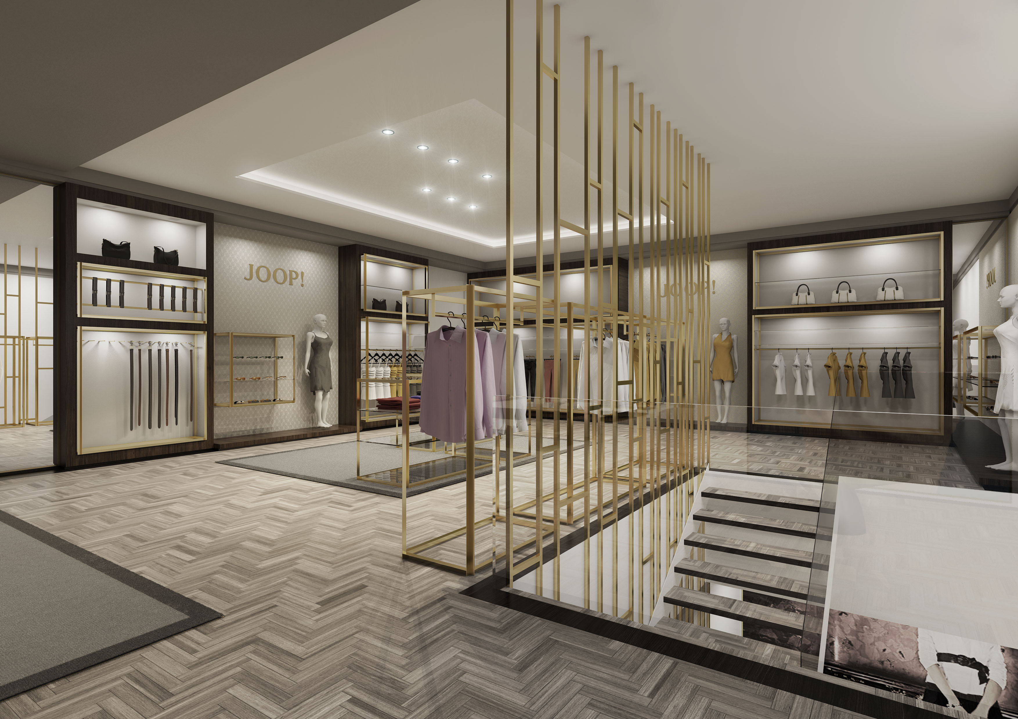 Interior Design Düsseldorf Idea 1093041: Joop! Fashion Retail By Interior Design By ...