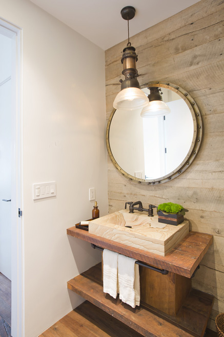 Industrial Pedestal Sink Marine Loft Architizer