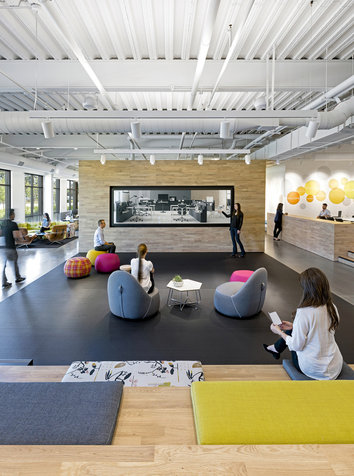 Hogan Lovells Chicago Pivot Interiors Architizer