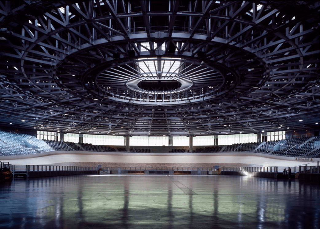 Pool Bauen Berlin Velodrome And Olympic Swimming Pool On Architizer