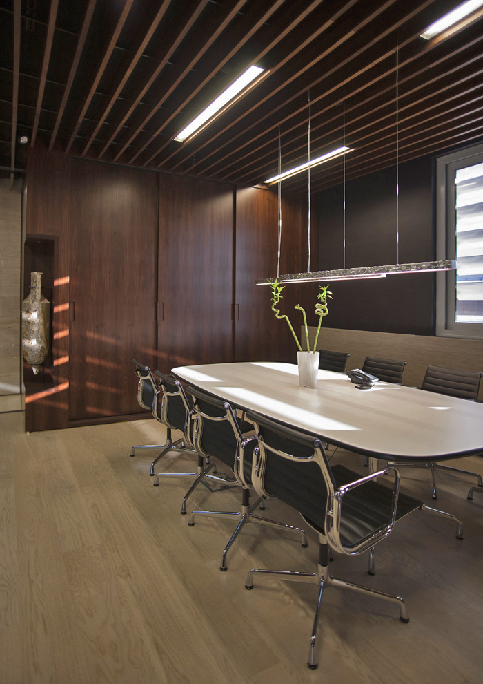 Executive Office Reception Design Law Office Interior Architizer