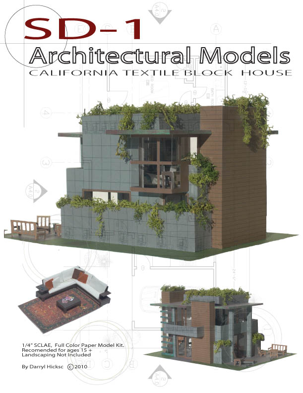 Architectural Model Kits Sd 1 Architecture Model Kits Architizer