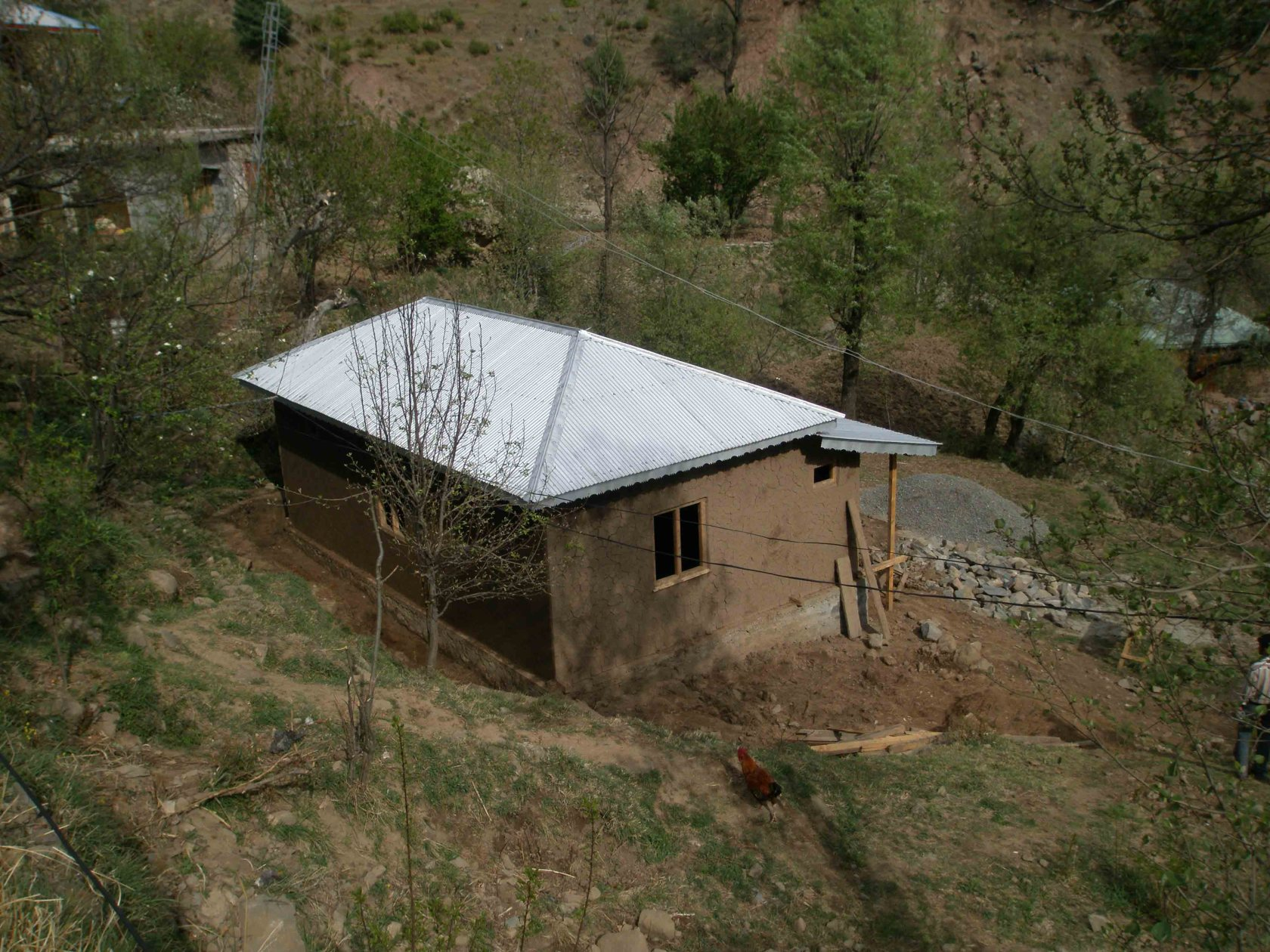 Earthquake Proof House Ideas Earthquake Resistant Housing In Pakistan Architizer