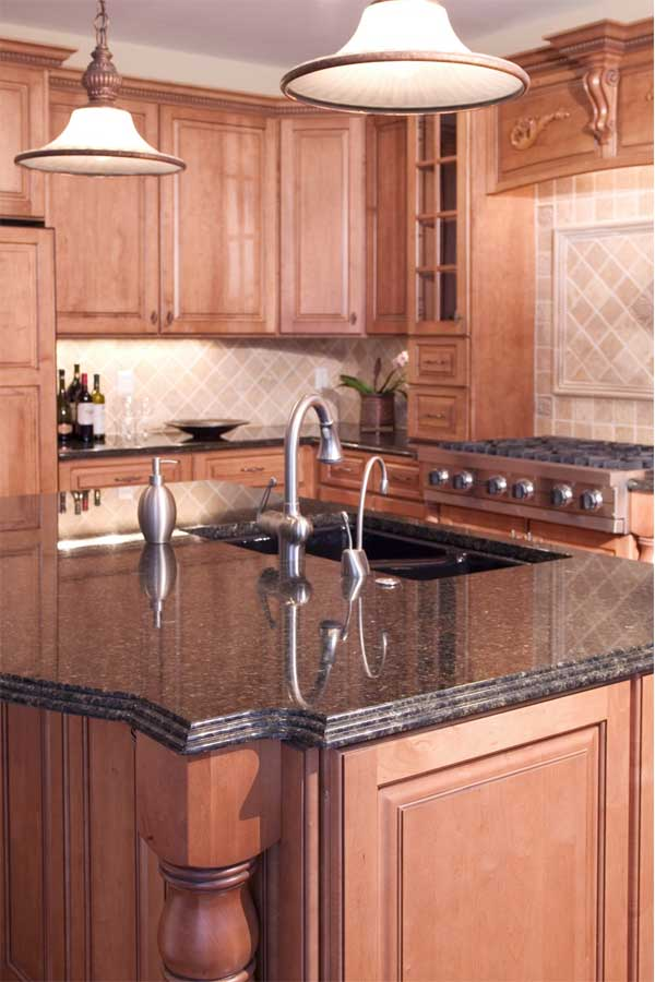 Different Types Of Kitchen Islands 10 Delightful Granite Countertop Colors With Names And