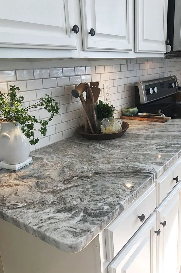 Viscont White Granite Corian Or Granite? 10 Important Differences