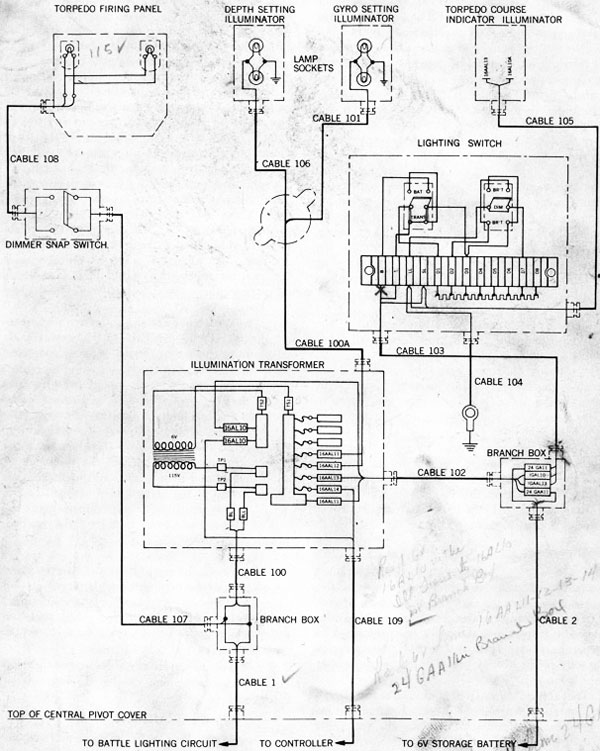 figure 150illumination circuit wiring diagram
