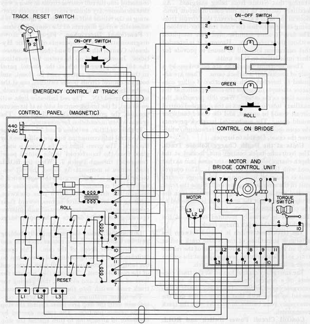 contactor wiring diagrams