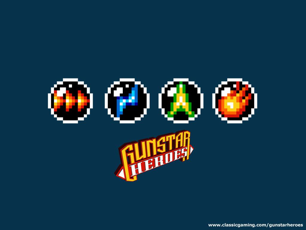 Plane 3d Wallpaper Gunstar Heroes Game Art