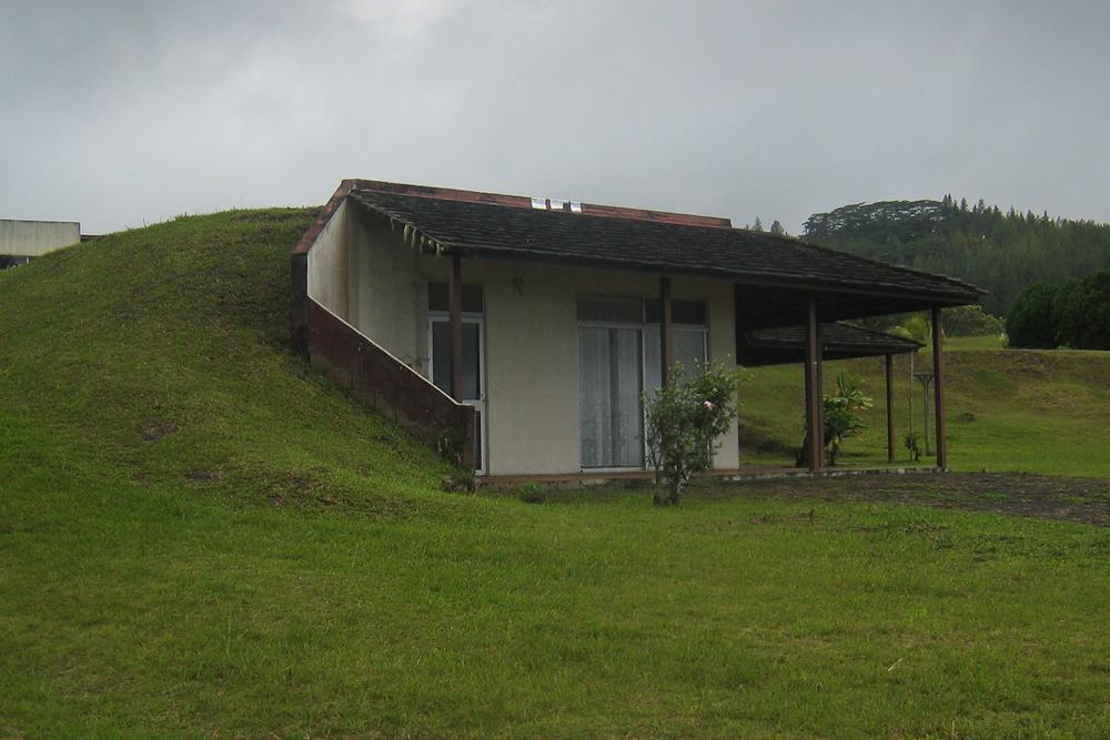 7 Stunning Homes Built Into Hillside