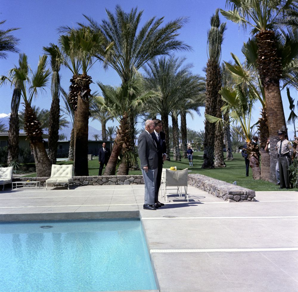 Programming Jobs Trip To California: Palm Springs, Meeting With Former