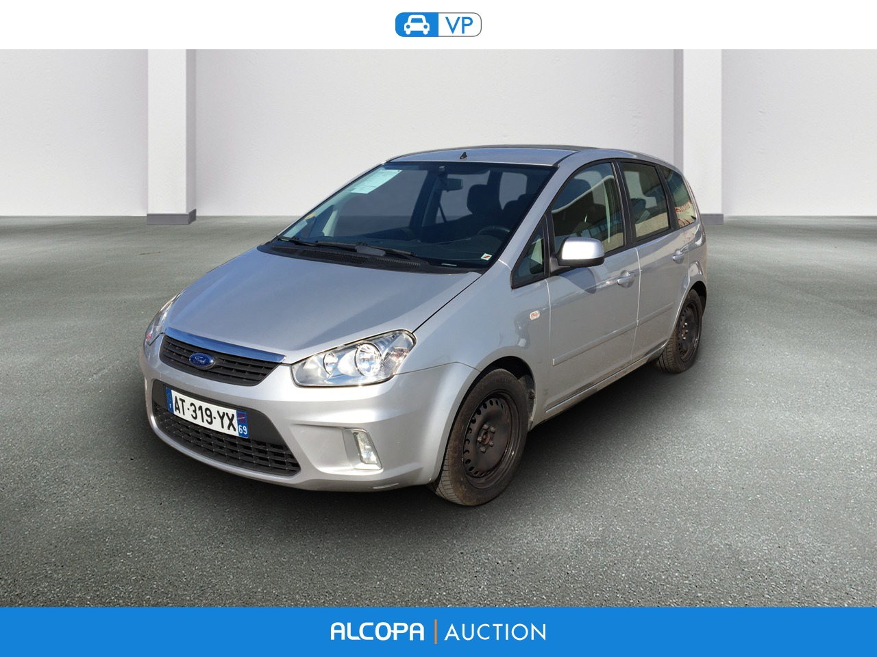 Ford C-max 1.6 Tdci Ford C Max C Max 1 6 Tdci 90 Trend Alcopa Auction