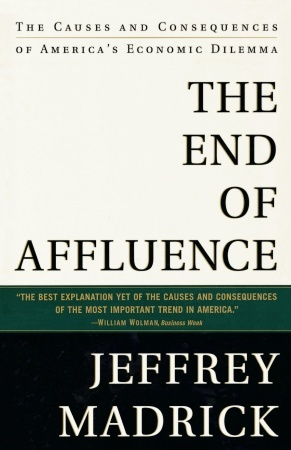 the end of affluence book cover