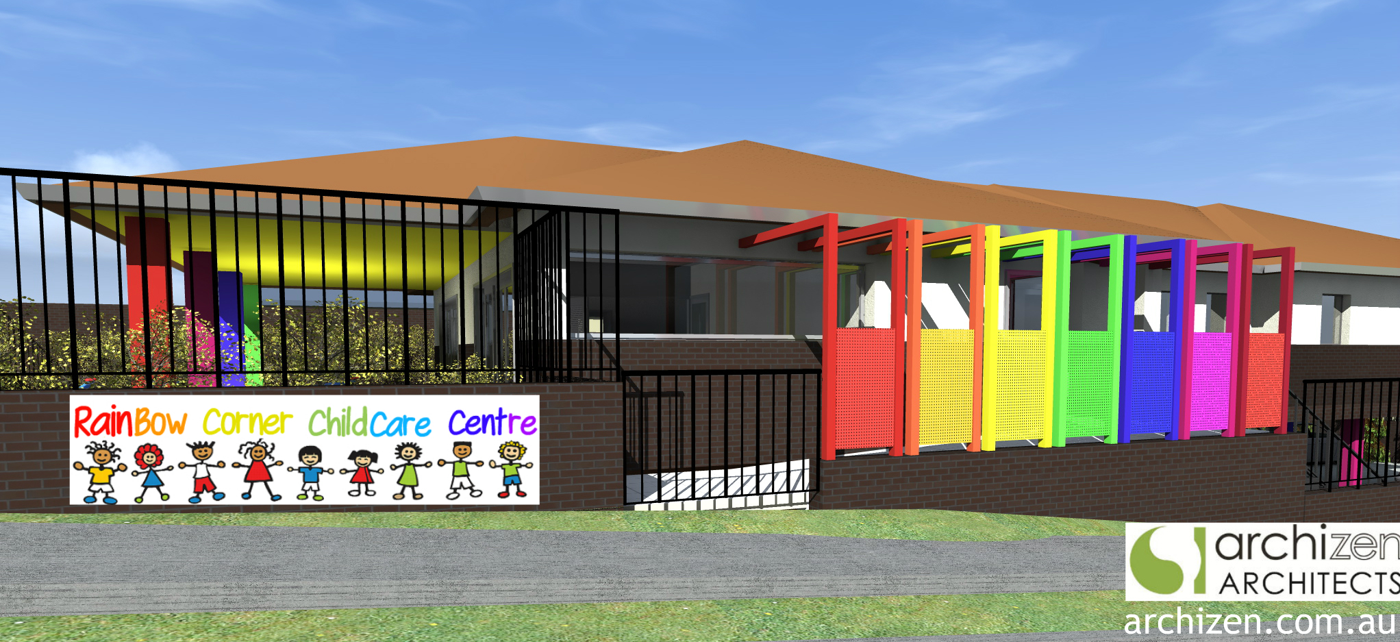 Child Care Centres Parramatta Archizen Architects Architect Designed Childcare Centres Long