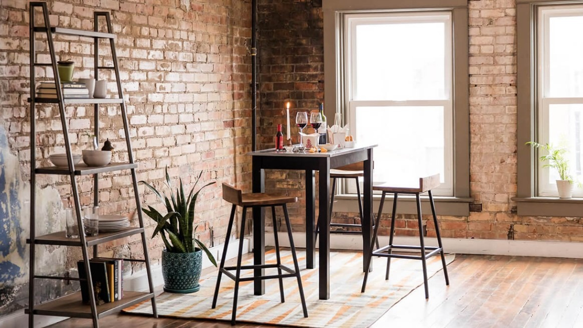 20+ Narrow Dining Tables for Small Spaces Ideas With Loved