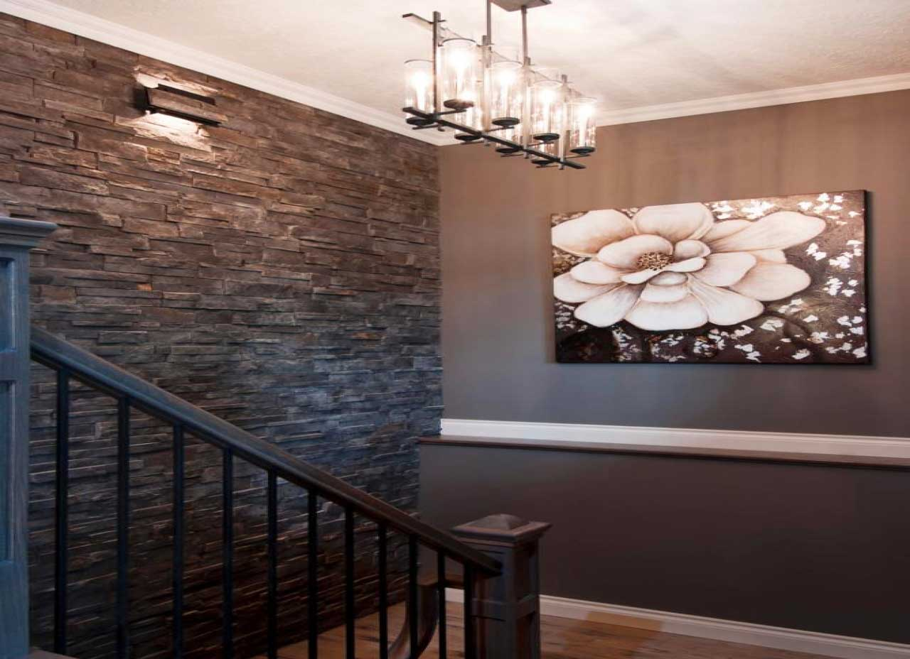 Accent Stone Wall 15 Various Accent Wall Ideas Gallery For Your Sweet Home