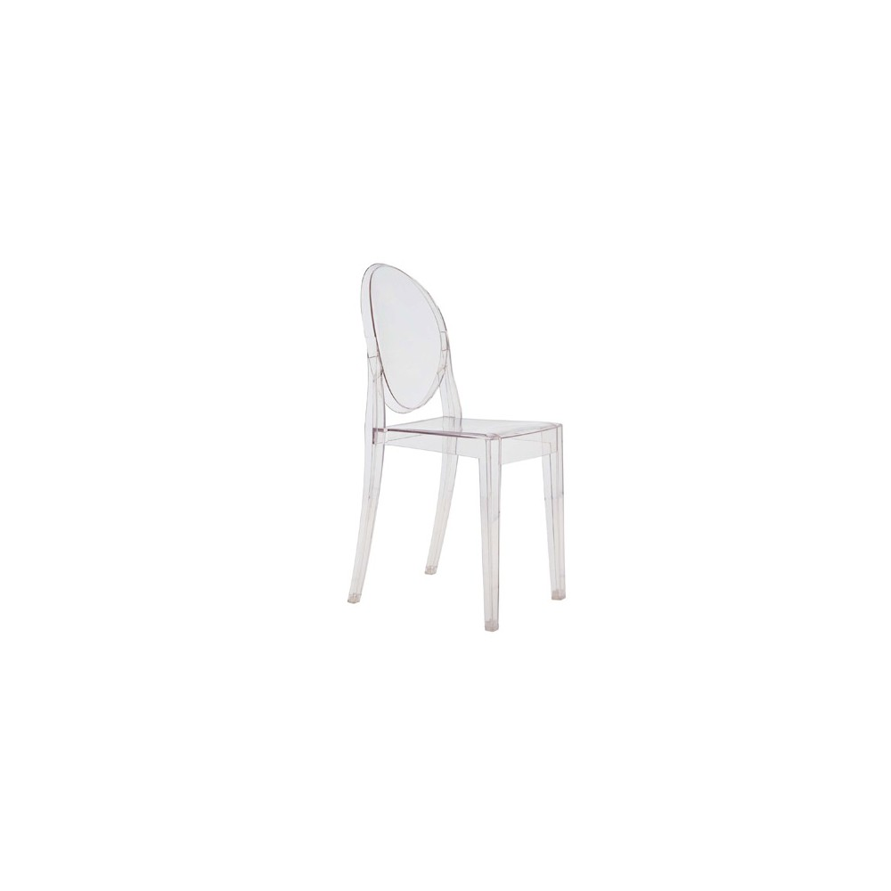 Chaise Cristal Chaise Victoria Ghost Cristal