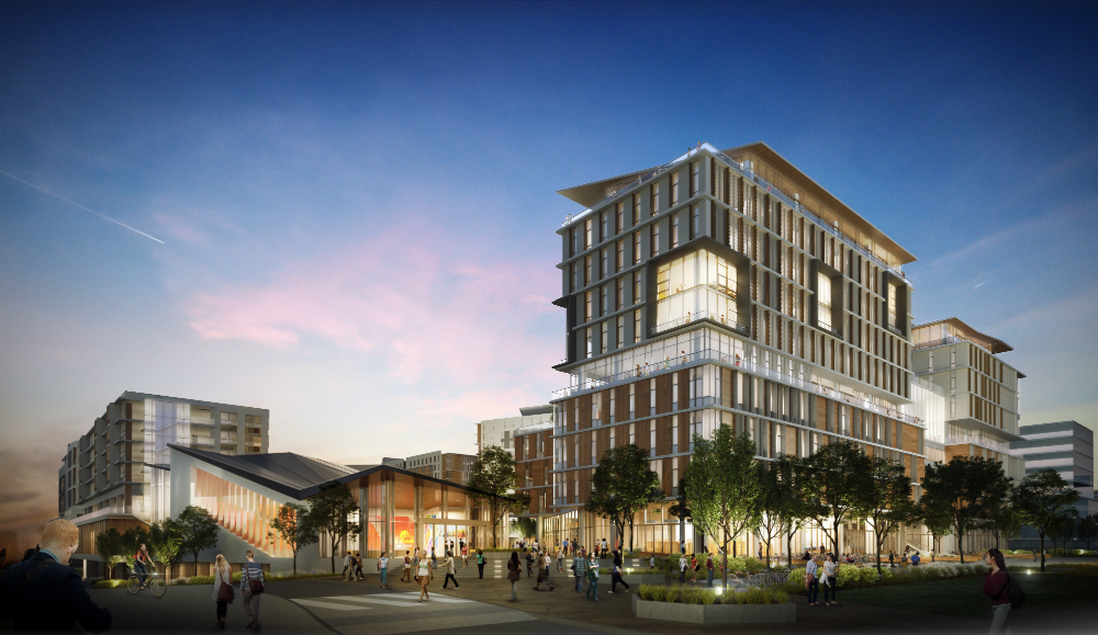Interior Design Milwaukee Team Led By Hks Tapped For Uc San Diego Campus Expansion