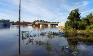 Robeson County Church & Community Center flood