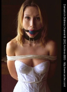 milf tied and gagged