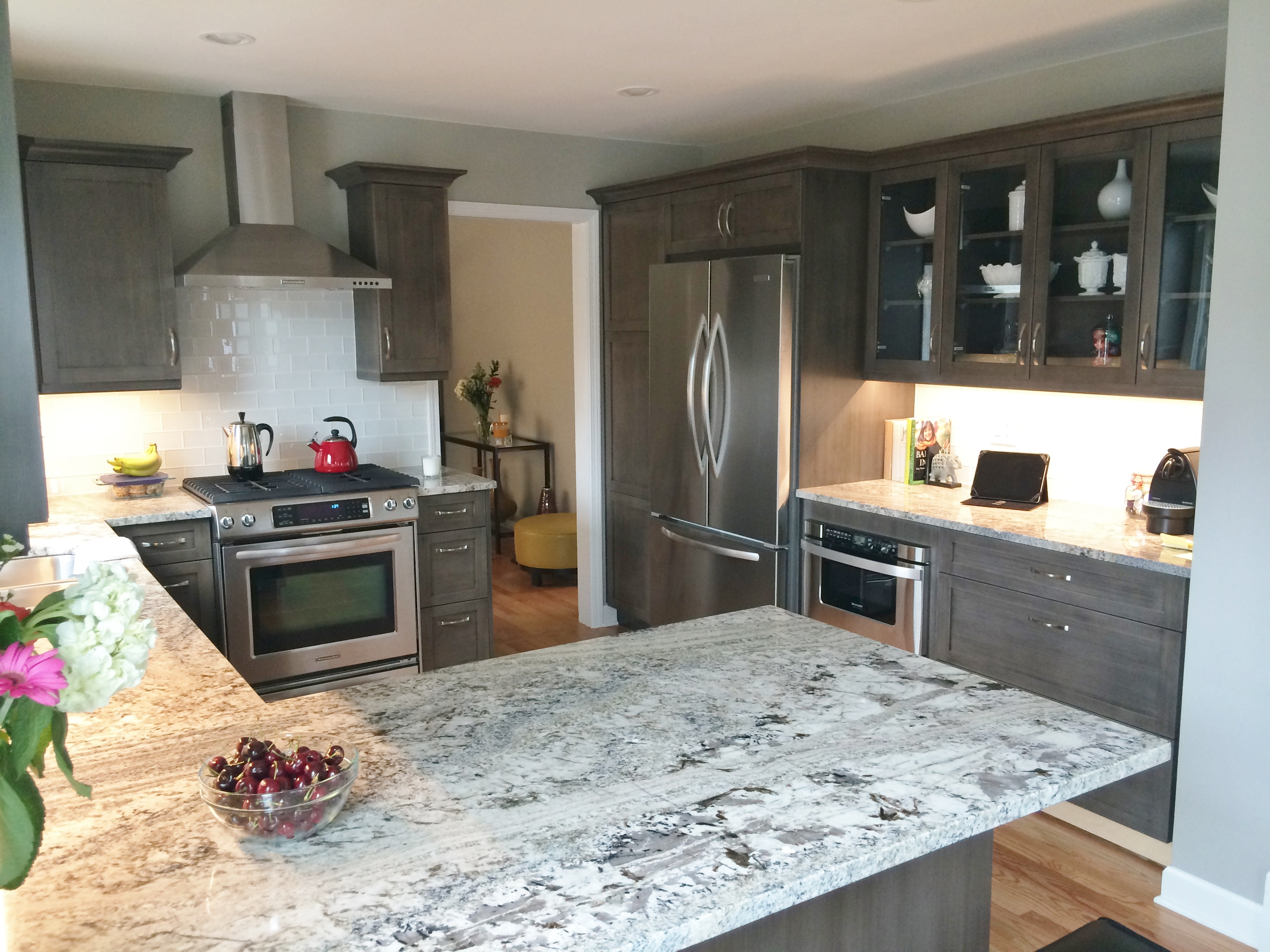 Pros And Cons Of Marble Countertops The Pros And Cons Of Granite Kitchen Countertops
