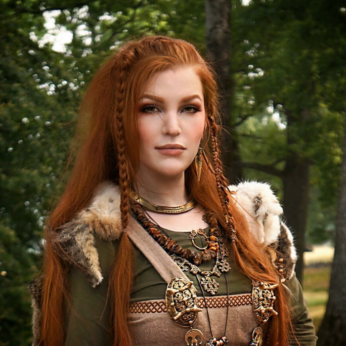 Elven Girl Wallpaper 1001 Ideas For Stunning Medieval And Renaissance Hairstyles