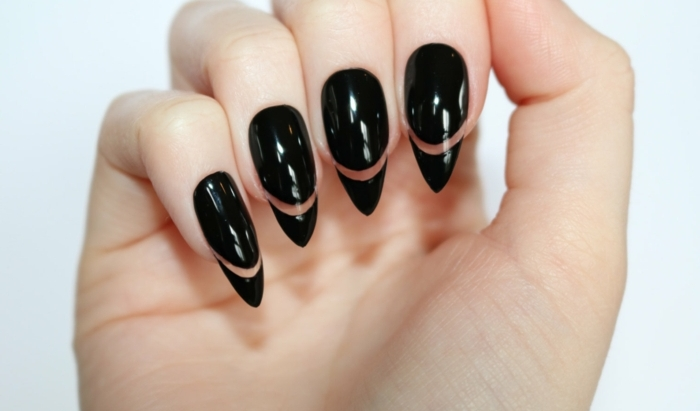 1001 Ideas For Pointy Nails Design And Inspiration