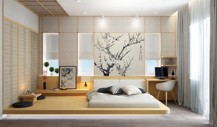 Neon Decoration Maison 1001 + Ideas For Creative And Beautiful Bedroom Wall Decor