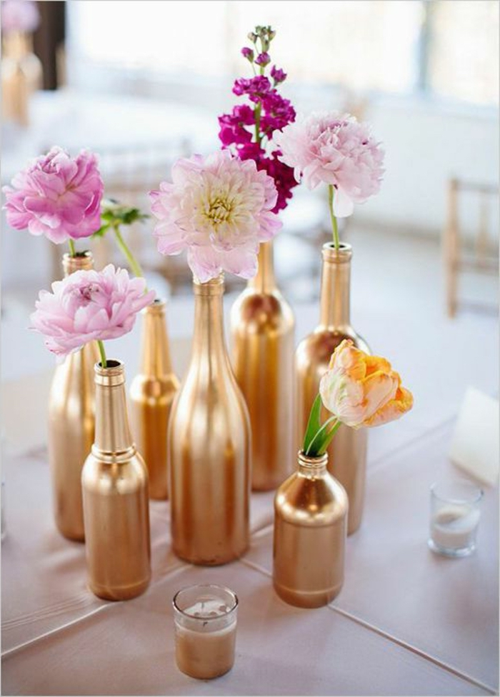 Einfache Tischdeko 1001 + Table Decoration Ideas + Diy Instructions For