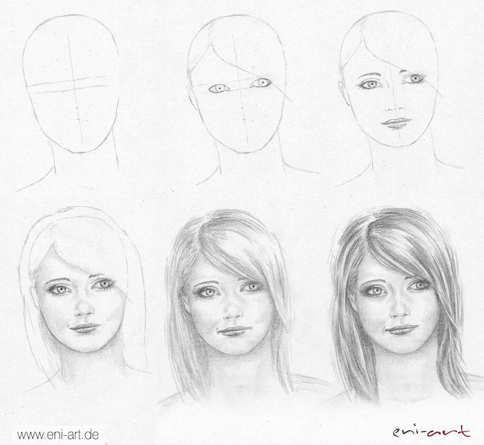 Anleitung Zum Malen 100 Photos And Tutorials For Cool Things To Draw And Get