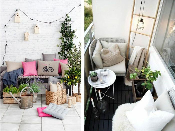 ▷ 1001+ Ideas de decoracion de terrazas grandes o pequeñas - Decoracion De Terrazas Con Plantas