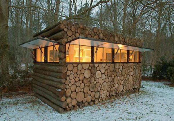 archzinefr wp-content uploads 2014 05 abri-de-jardin-du-bois - plan de cabane de jardin