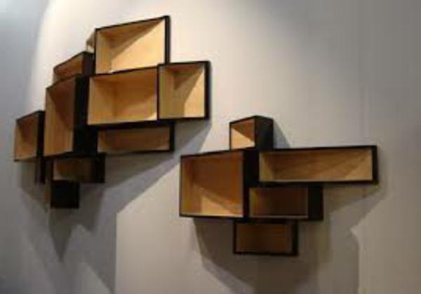 étagères Design Murales | L\' étagère Murale Design - 82 Idées ...
