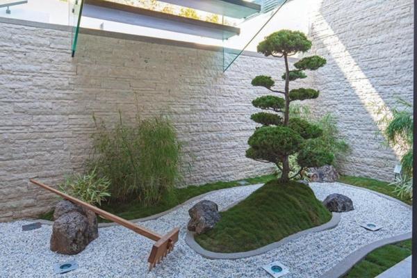 Petit Jardin Japonais En Pot
