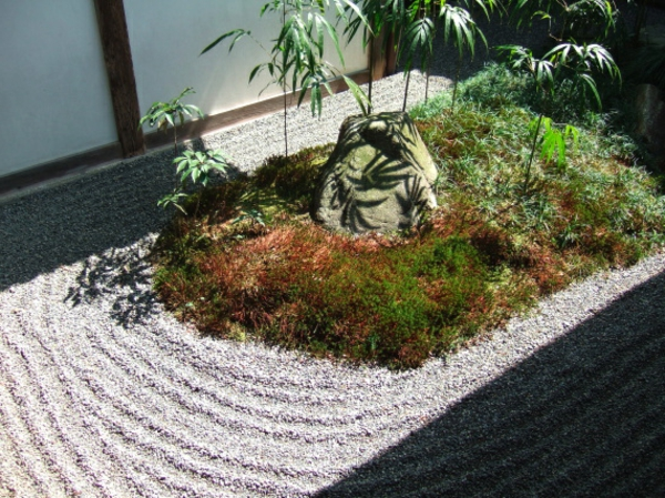 Mini Jardin Japonais D Interieur