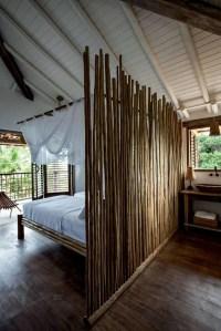 Le lit en bambou - authenticit et touche zen - Archzine.fr
