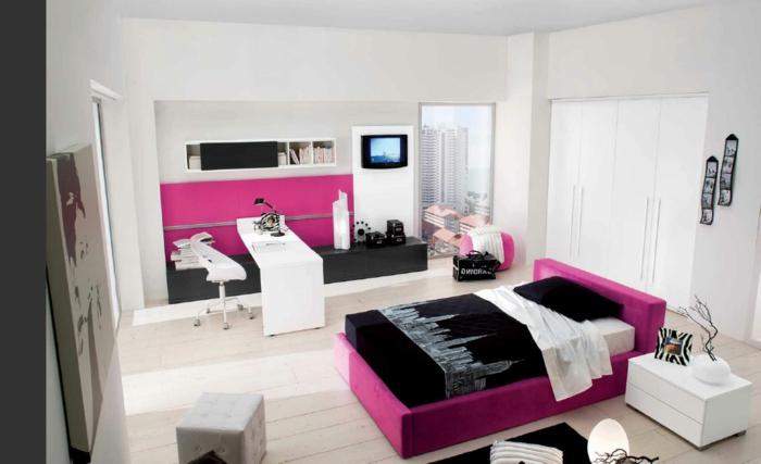Chambre Adolescent Fille