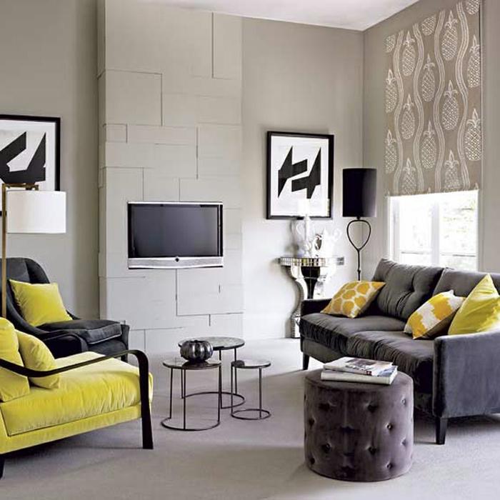 Salon Marocain Ultra Moderne