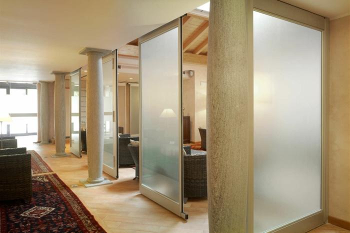 Cloison Amovible Appartement | Peinture Décoration, Carrelage ...