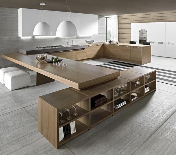 jolie-cuisine-zen-de-style-feng-shui-en-bambou-meuble-sol-gris